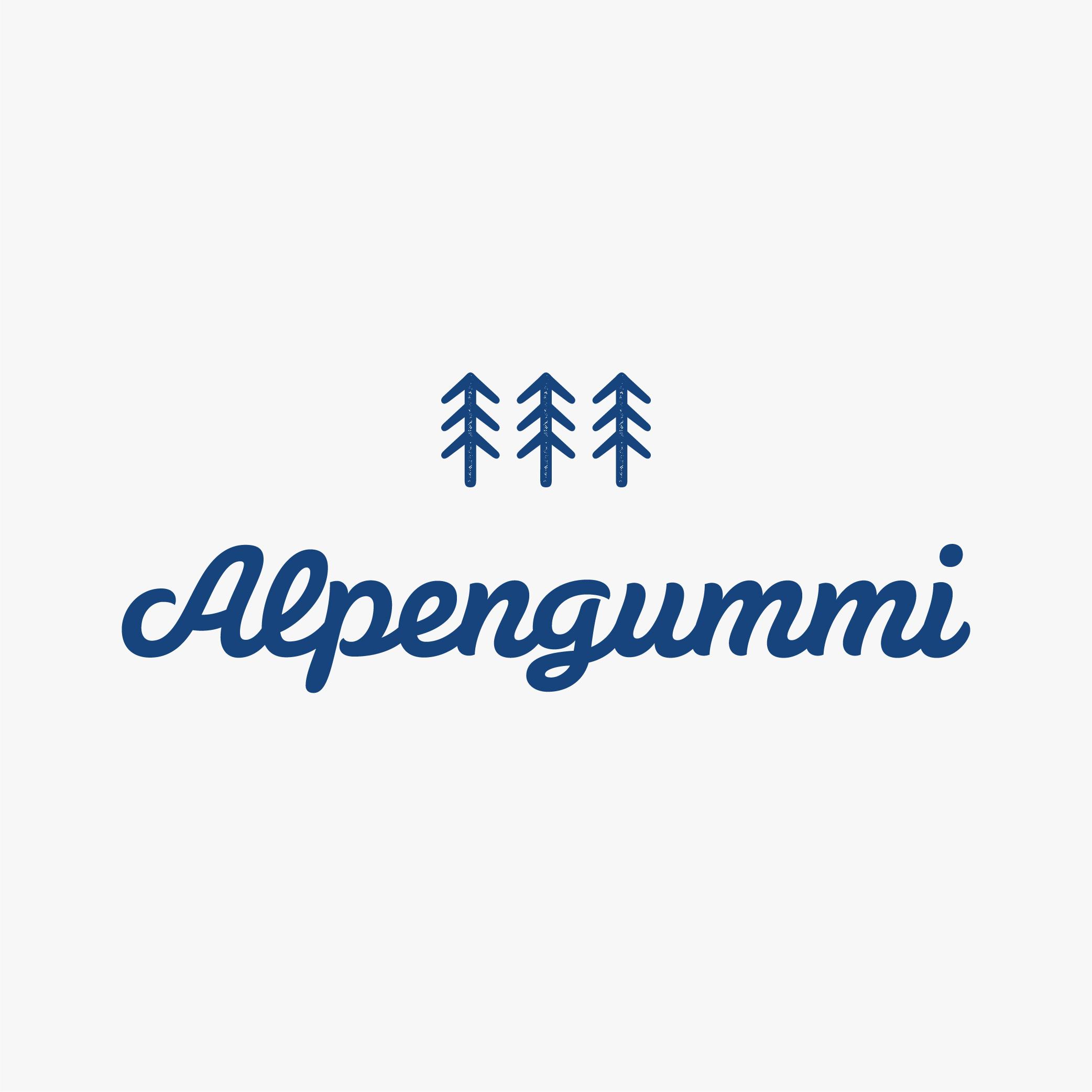 Alpengummi > Package Design