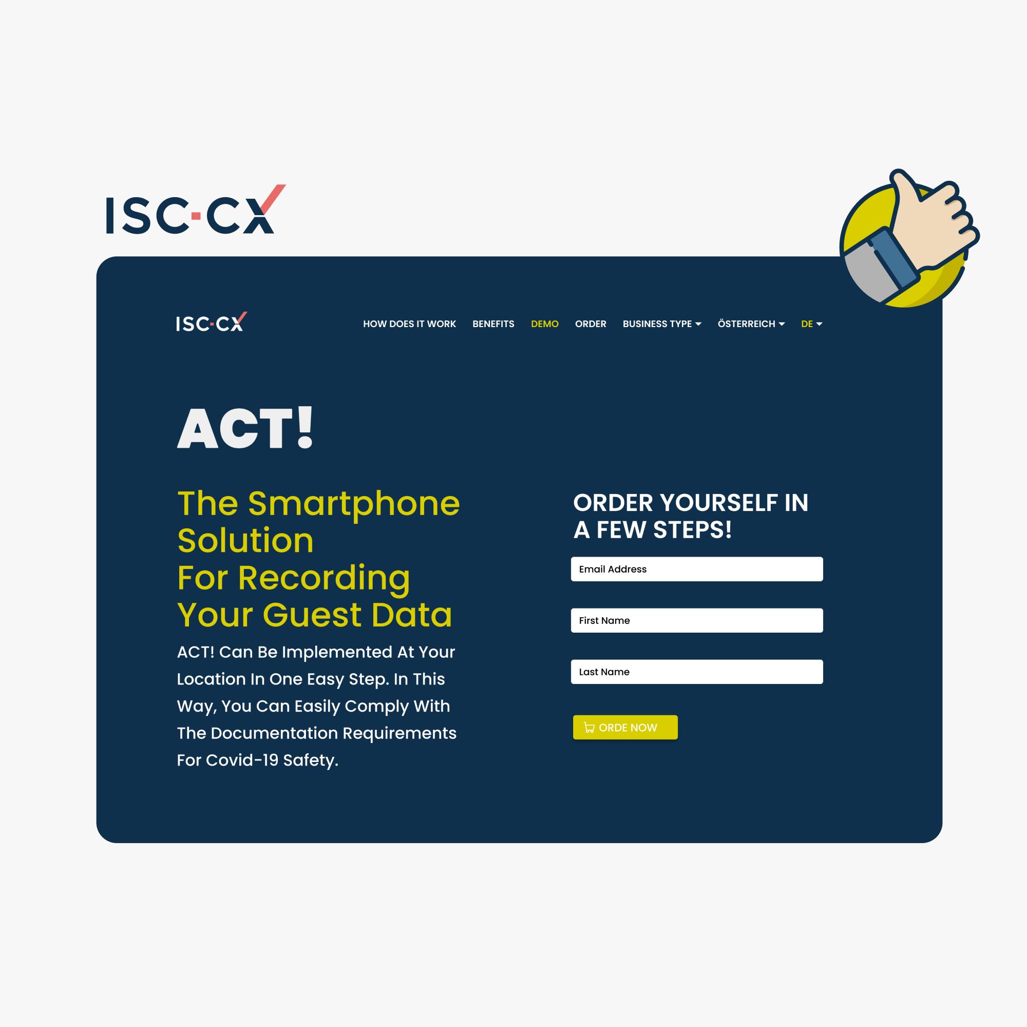 ACT! > UI Design